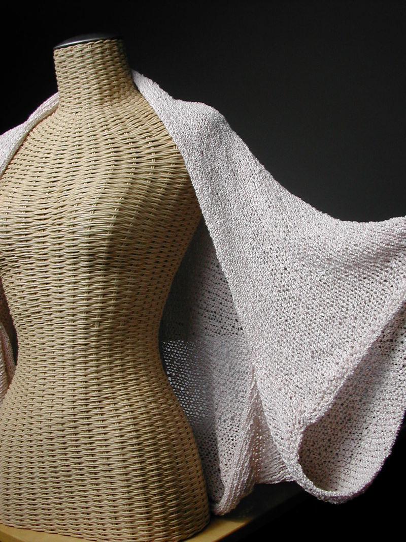 tricoter un rectangle pour faire un gilet